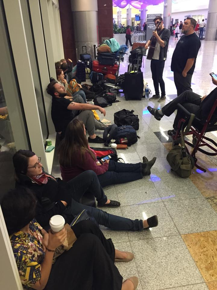 ATL Airport worship