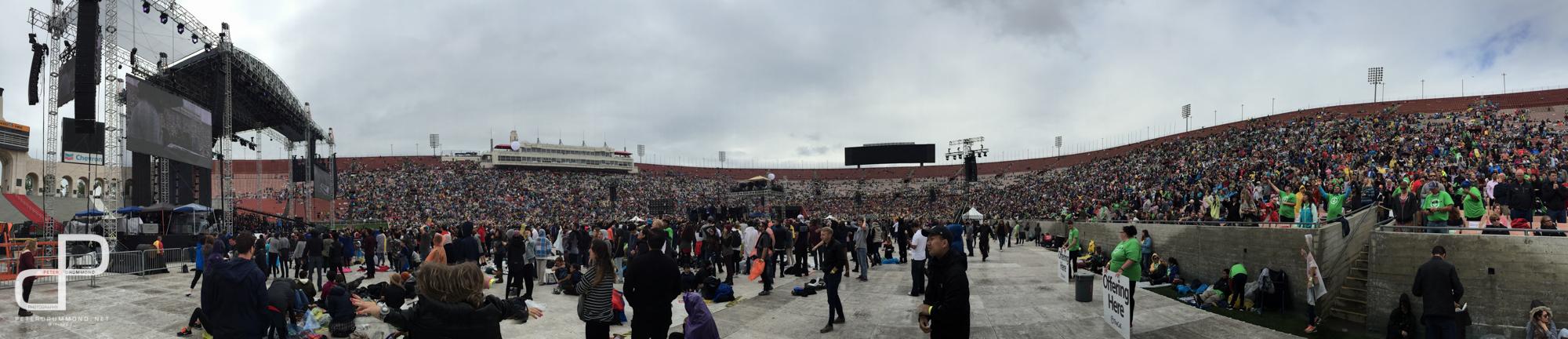 Azusa Now Crowd