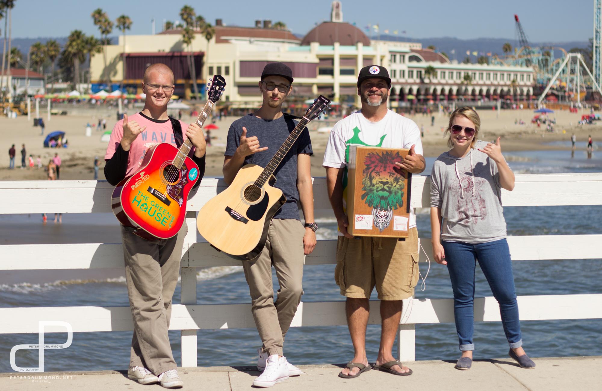 Outreach in Santa Cruz, CA